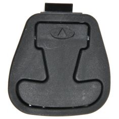 02-09 GM Mid Size SUV; 03-08 Isuzu Ascender; 05-09 Saab 9-7x Rear Compartment Pull Latch
