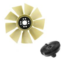 99-03 Ford F250; F350; Excursion 7.3L Fan Clutch & Blade Kit