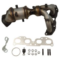 07-12 Altima 2.5L Exhaust Man w/Integral Cat Conv (w/O2 Prov) (w/Gasket Kit & Hanger) (exc CA)