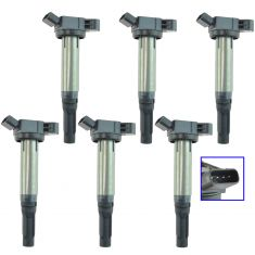 05-10 Toyota Lexus Mulitfit 3.5L Ignition Coil (SET of 6)