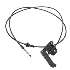 1994-01 S10 S15 Pickup; 95-01 S10 Blazer Hood Release Cable