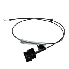 1997-01 Jeep Cherokee Hood Release Cable with Handle