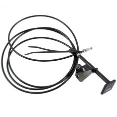 96-00 Honda Civic Hood Release Cable with Handle