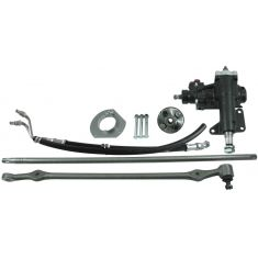 65 Ford Mustang w/260; 65-66 Mustang w/289 (w/o Z-Bar) Power Assist to Power Steering Conversion Kit