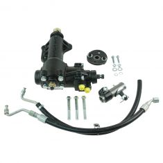 68-70 Mustang w/289, 302, 351W SBF (w/o Z-Bar) Complete Powr Assist to Power Steering Conversion Kit