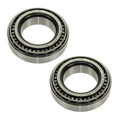 Chevy, Dodge, Ford, GMC, Jeep, Plymouth Multifit Bearing & Race for Wheel Hubs PAIR (Timken)