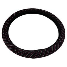 Bell Automotive: Chevron Design Universal Steering Wheel Cover w/Hyper-Flex Core