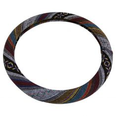 Bell Automotive: Baja Blanket Design Universal Steering Wheel Cover w/Hyper-Flex Core
