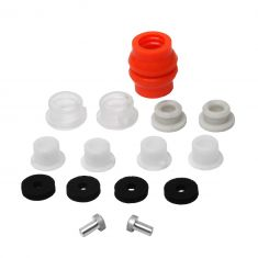 95-02 VW Cabrio; 85-98 Golf; 85-99 Jetta w/5 Spd MT Shifter Bushing Rebuild Kit