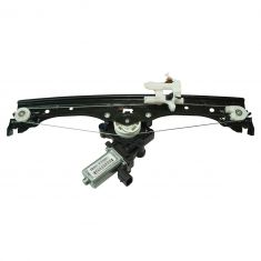 12-13 Fiat 500; 14-17 500 2DR; 12-16 500C Conv Front Door Power Window Regulator w/Motor LF (FIAT)