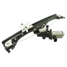 12-13 Fiat 500; 14-17 500 2DR; 12-16 500C Conv Front Door Power Window Regulator w/Motor RF (FIAT)