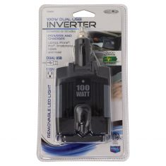 100W 110-V Direct Plug-in Power inverter with USB