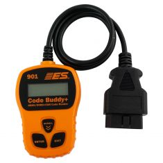 Scan Buddy: CAN OBD II Code Reader w/definitions