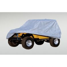 Weather Lite Full Jeep Cover, 76-95 Jeep CJ and Wrangler