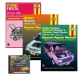 Manuals & Repair Software
