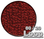 80/20 loop auto carpet