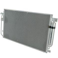 07-12 Nissan Altima, 09-14 Maxima A/C Condenser w/ Receiver Drier