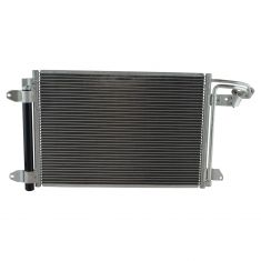 08-13 Audi A3; 08-15 TT; 06-09 Rabbit; 07-15 VW Multifit A/C Condenser w/Receiver Drier