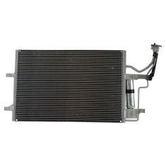 04-09 Mazda 3; 06-10 Mazda 5 A/C Condenser w/Receiver Drier