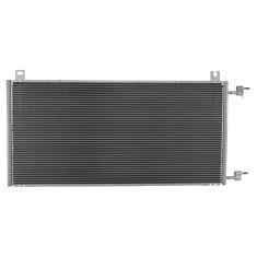 00-13 GM FS SUV w/Rr AC; 09-13 Sierra, Silv 1500 Hyb; 05-10 3500 w/Amb Pkg (RPO: YF2) Frt A/C Condsr