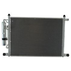 04-08 Suzuki Aveo, Swift; 05-08 PontiA/C Wave A/C Condenser w/Receiver Dryer