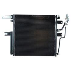 10-14 Ram 2500, 3500 w/6.7L Diesel & AT A/C Condenser w/Receiver Dryer