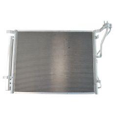 11-15 Kia Optima w/2.0L Turbo; 11-14 Sonata w/2.0L Turbo AC Condenser w/Receiver Dryer
