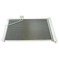 04-11 MB SLK55 AMG; 01-05 C; 03-05 CLK Series; 05 SLK350 AC Condenser w/Receiver Dryer
