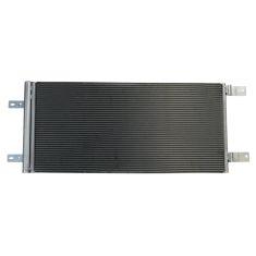 11-16 Ford F250SD-F550SD w/6.7L Diesel AC Condenser w/Receiver Dryer