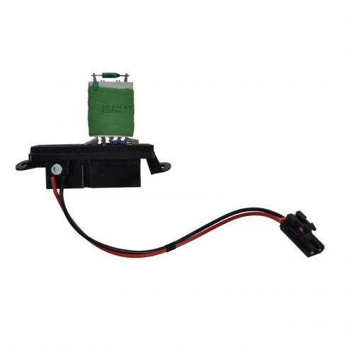 How To Replace Blower Motor Resistor 03 06 GMC Sierra 2500
