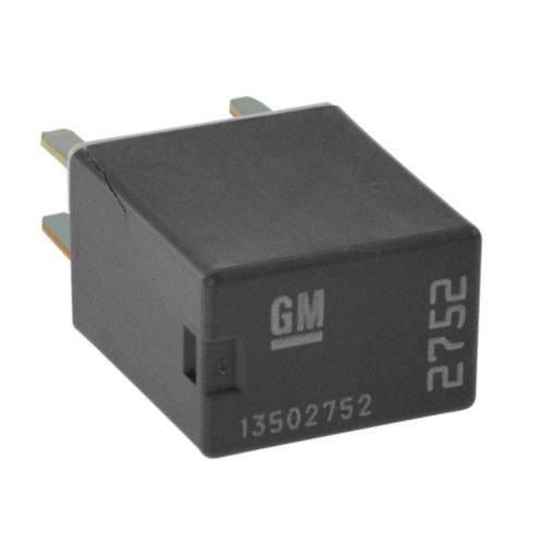 AC DELCO Multiuse Gray Relay Assembly D1786C