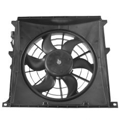 93-99 BMW 3 Series Condenser 6 blade Puller fan