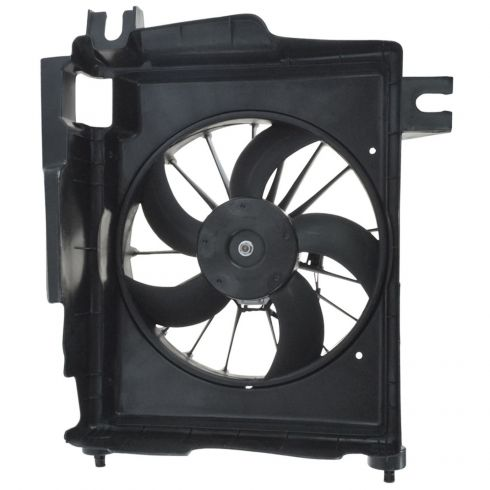02-08 Dodge Ram 1500; 03; 07-08 Ram 2500 3500 3.7L 4.7L 5.7L A/C Cooling Fan