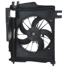 02-08 Dodge Ram 1500; 03; 07-08 Ram 2500 3500 3.7L 4.7L 5.7L A/C Cooling Fan