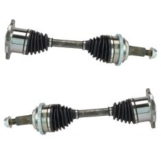 88-07 GM Full Size SUV & PU Front Axle Shaft Assy PAIR