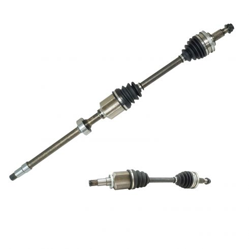 1AACS00220-Lexus GS300 GS350 IS250 IS350 Front CV Axle Shaft Pair