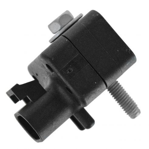 03-07 Hummer H2 Front Impact Airbag Sensor w/Hardware (Radiator Support Mounted)