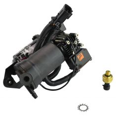 07-13 GM Full Size SUV, Avalanche Complete Air Ride Suspension Compressor w/Dryer