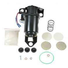 00-11 GM Full Size SUV; 03-06 Avalanche Air Ride Suspension Compressor w/Dryer