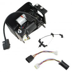 00-14 GM Full Size SUV; 03-06 Avalanche Complete Air Ride Susp Compressor Assy (w/Dryer) (Arnott)