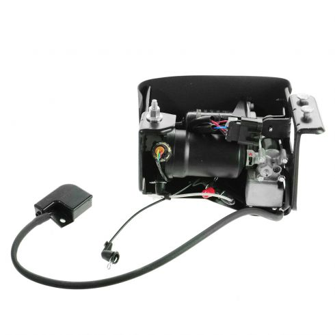 DMASC00002-2007-13 Chevy GMC Cadillac Air Ride Suspension Compressor with  Dryer