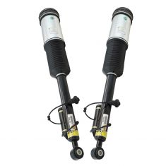 00-06 Mercedes BenzS430, S500;06 S350(w/o Active Body Control)Rear Air Strut LR  RR Pair (Arnott)