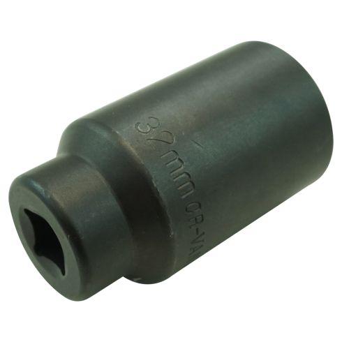 32MM 12PT 1/2 Drive Deep Well Impact Socket