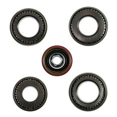 99-03 E350; 00-05 Excursion; 99-07 F250-F550 (w/10.5 RG) Rear Axle Differential Bearing & Seal Kit