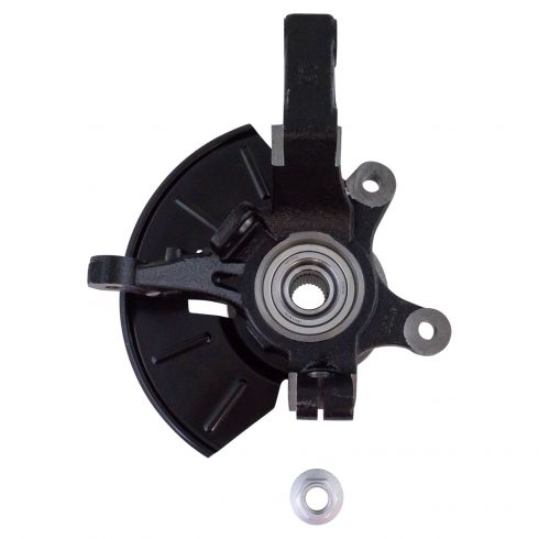 DRIVESTAR LK016 Front Right//Passenger Side Steering Knuckle and Hub Assembly Kit Set for Ford Escape 2001-2012 for Mercury Mariner 2007-2011 for Mazda Tribute 2001-2011