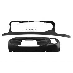 13-14 Nissan Pathfinder, Infiniti JX35 Trailer Tow Hitch Rear Bumper Finisher (Infiniti)