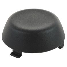 05-15 Tacoma; 00-06 Tundra Rear Bumper Mounted Textured Blk Plastic Dome Cap Bolt Cover LR = RR (TY)