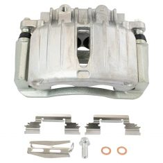 Disc Brake Caliper Bracket Front Right,Rear Left Cardone 14-1109 Reman