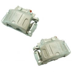 05-07 Ford 500, Freestyle NEW Front Disc Brake Caliper Pair (Raybestos)