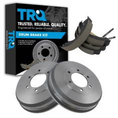04-08 Canyon, Colorado; 06 Isuzu I-280, I-350; 07-08 I-290, I-370 Brake Drum & Shoe Set